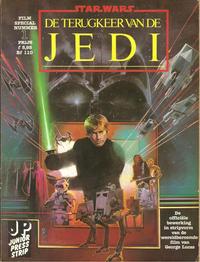 Cover Thumbnail for Filmspecial (JuniorPress, 1983 series) #1 - De terugkeer van de Jedi [Star Wars]