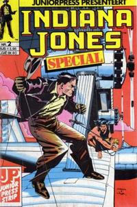 Cover Thumbnail for Indiana Jones Special (Juniorpress, 1985 series) #2