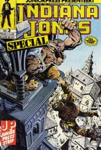 Cover Thumbnail for Indiana Jones Special (Juniorpress, 1985 series) #3