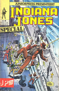 Cover Thumbnail for Indiana Jones Special (Juniorpress, 1985 series) #4
