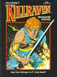 Cover Thumbnail for Marvel Strip (JuniorPress, 1983 series) #5