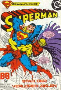 Cover Thumbnail for Superman (JuniorPress, 1984 series) #36
