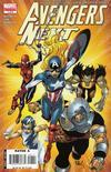 Cover for Avengers Next (Marvel, 2007 series) #1