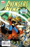 Cover for Avengers Next (Marvel, 2007 series) #2