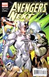Cover for Avengers Next (Marvel, 2007 series) #3