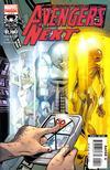 Cover for Avengers Next (Marvel, 2007 series) #4