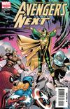 Cover for Avengers Next (Marvel, 2007 series) #5