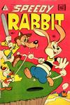 Cover for Speedy Rabbit (I. W. Publishing; Super Comics, 1958 series) #1