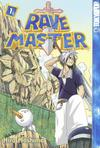 Cover for Rave Master (Tokyopop, 2004 series) #1