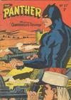 Cover for Paul Wheelahan's The Panther (Young's Merchandising Company, 1957 series) #27