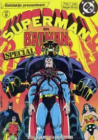 Cover Thumbnail for Superman en Batman Special (Juniorpress, 1984 series) #9