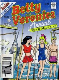 Cover Thumbnail for Betty and Veronica Annual Digest Magazine (Archie, 1989 series) #16