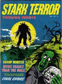 Cover Thumbnail for Stark Terror (Stanley Morse, 1970 series) #3