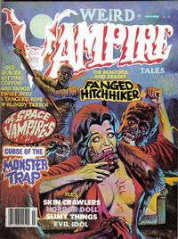 Cover Thumbnail for Weird Vampire Tales (Eerie Publications, 1979 series) #v3#2