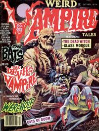 Cover Thumbnail for Weird Vampire Tales (Eerie Publications, 1979 series) #v3#3
