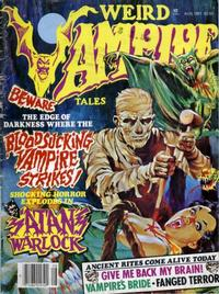 Cover for Weird Vampire Tales (Eerie Publications, 1979 series) #v5#2 [3]