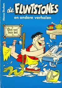 Cover Thumbnail for Flintstones en andere verhalen (Geïllustreerde Pers, 1963 series) #4 [1963]
