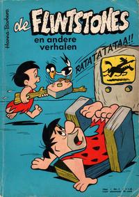 Cover Thumbnail for Flintstones en andere verhalen (Geïllustreerde Pers, 1963 series) #3/1964