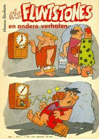Cover Thumbnail for Flintstones en andere verhalen (Geïllustreerde Pers, 1963 series) #4/1964
