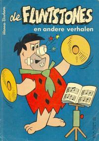 Cover Thumbnail for Flintstones en andere verhalen (Geïllustreerde Pers, 1963 series) #2/1965