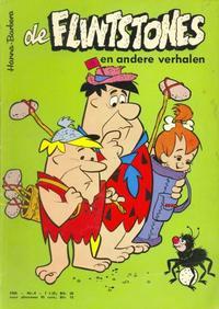 Cover Thumbnail for Flintstones en andere verhalen (Geïllustreerde Pers, 1963 series) #4/1965