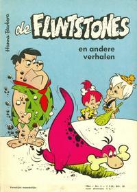 Cover Thumbnail for Flintstones en andere verhalen (Geïllustreerde Pers, 1963 series) #2/1966