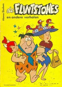 Cover Thumbnail for Flintstones en andere verhalen (Geïllustreerde Pers, 1963 series) #3/1966