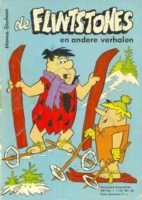 Cover Thumbnail for Flintstones en andere verhalen (Geïllustreerde Pers, 1963 series) #1/1967