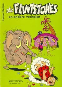 Cover Thumbnail for Flintstones en andere verhalen (Geïllustreerde Pers, 1963 series) #2/1967
