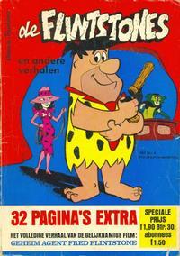 Cover Thumbnail for Flintstones en andere verhalen (Geïllustreerde Pers, 1963 series) #4/1967