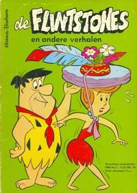 Cover Thumbnail for Flintstones en andere verhalen (Geïllustreerde Pers, 1963 series) #1/1968