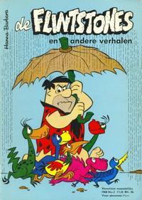 Cover Thumbnail for Flintstones en andere verhalen (Geïllustreerde Pers, 1963 series) #2/1968