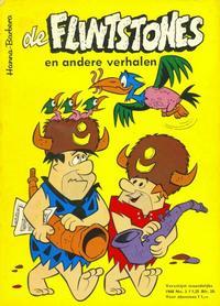 Cover Thumbnail for Flintstones en andere verhalen (Geïllustreerde Pers, 1963 series) #3/1968