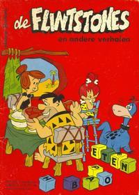 Cover Thumbnail for Flintstones en andere verhalen (Geïllustreerde Pers, 1963 series) #4/1968