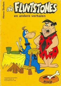 Cover Thumbnail for Flintstones en andere verhalen (Geïllustreerde Pers, 1963 series) #2/1969