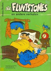 Cover Thumbnail for Flintstones en andere verhalen (Geïllustreerde Pers, 1963 series) #3/1969
