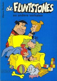 Cover Thumbnail for Flintstones en andere verhalen (Geïllustreerde Pers, 1963 series) #4/1969