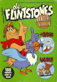 Cover Thumbnail for Flintstones en andere verhalen (Geïllustreerde Pers, 1963 series) #2/1970