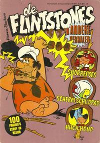 Cover Thumbnail for Flintstones en andere verhalen (Geïllustreerde Pers, 1963 series) #1/1971