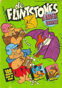 Cover Thumbnail for Flintstones en andere verhalen (Geïllustreerde Pers, 1963 series) #2/1971