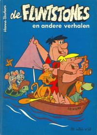 Cover Thumbnail for Flintstones en andere verhalen (Geïllustreerde Pers, 1963 series) #5/1964