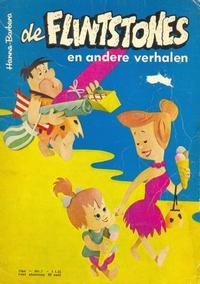 Cover Thumbnail for Flintstones en andere verhalen (Geïllustreerde Pers, 1963 series) #7/1964