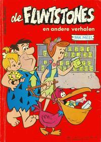 Cover Thumbnail for Flintstones en andere verhalen (Geïllustreerde Pers, 1963 series) #5/1965