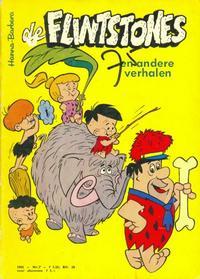 Cover Thumbnail for Flintstones en andere verhalen (Geïllustreerde Pers, 1963 series) #7/1965