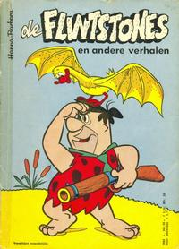 Cover Thumbnail for Flintstones en andere verhalen (Geïllustreerde Pers, 1963 series) #10/1965