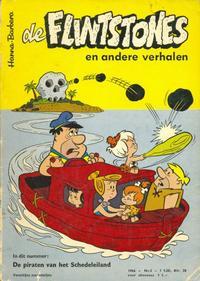 Cover Thumbnail for Flintstones en andere verhalen (Geïllustreerde Pers, 1963 series) #5/1966