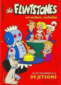 Cover Thumbnail for Flintstones en andere verhalen (Geïllustreerde Pers, 1963 series) #6/1966
