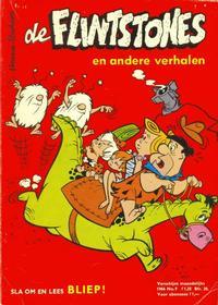 Cover Thumbnail for Flintstones en andere verhalen (Geïllustreerde Pers, 1963 series) #9/1966