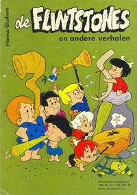Cover Thumbnail for Flintstones en andere verhalen (Geïllustreerde Pers, 1963 series) #10/1966