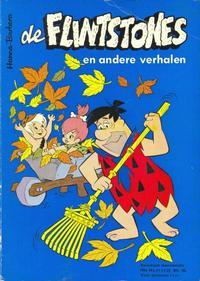 Cover Thumbnail for Flintstones en andere verhalen (Geïllustreerde Pers, 1963 series) #11/1966